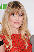 Emerald Fennell<br /> in the winners room at the National TV Awards 2017 held at the O2 Arena, Greenwich, London.<br /> <br /> <br /> ©Ash Knotek  D3221  25/01/2017