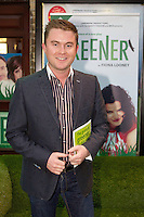 NO FEE PICTURES 1/5/12 Michael English at the opening night of the world premiere of Fiona Looney's new play Greener at the Gaiety Theatre, Dublin. Picture:Arthur Carron/Collins