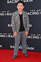 "LOS ANGELES, USA. August 02, 2019: Albert Tsai at the premiere of ""The Art of Racing in the Rain"" at the El Capitan Theatre.<br /> Picture: Paul Smith/Featureflash"