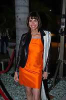 MIAMI, FL - 2005: ( EXCLUSIVE COVERAGE) Debbie Dickinson is an American actress and fashion model seen here at Nikki Marina First Anniversary Celebration featuring fashion shows from Ghost_ Palmer Jones & Nieman Marcus in 2005 in Miami Beach, Florida.  <br /> <br /> People:  Debbie Dickinson