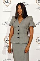 SEP 16 Naomi Campbell is Queen's Commonwealth Trust Platinum Jubilee Global Ambassador