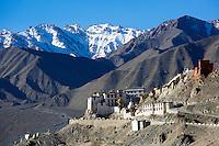 Spitok Monastery in Ladakh