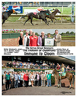 Immune to Gloom winning on The 2005 Owners Day