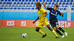 Tampines Rovers FC (SIN) vs Gamba Osaka (JPN) during their AFC Champions League 2021 Group H match at Lokomotiv Stadium on June 25, 2021 in Tashkent, Uzbekistan. Photo by Victor Fraile / Power Sport Images for The AFC