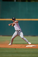 Daniel McElveny (23) of Bonita Vista High School in Chula Vista, CA during the Perfect Game National Showcase at Hoover Metropolitan Stadium on June 19, 2020 in Hoover, Alabama. (Mike Janes/Four Seam Images)