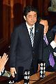 Japanese Diet session on Wednesday, December 24, 2014