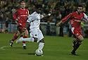28/08/2007       Copyright Pic: James Stewart.File Name : sct_jspa06_stirling_v_hearts.LARYEA KINGSTON SCORES HEARTS SECOND.James Stewart Photo Agency 19 Carronlea Drive, Falkirk. FK2 8DN      Vat Reg No. 607 6932 25.Office     : +44 (0)1324 570906     .Mobile   : +44 (0)7721 416997.Fax         : +44 (0)1324 570906.E-mail  :  jim@jspa.co.uk.If you require further information then contact Jim Stewart on any of the numbers above........
