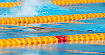 Wales' Marco Loughran wins the men's 50m backstroke semi-final<br /> <br /> Photographer Chris Vaughan/Sportingwales<br /> <br /> 20th Commonwealth Games - Day 3 - Saturday 26th July 2014 - Swimming - Tollcross International Swimming Centre - Glasgow - UK