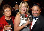 at the 23rd Annual Celebrity Paws Gala benefitting Citizens for Animal Protection's Shelter and Pet Adoption Center at the Hilton Americas Hotel Saturday Nov. 21,2009. (Dave Rossman/For the Chronicle)