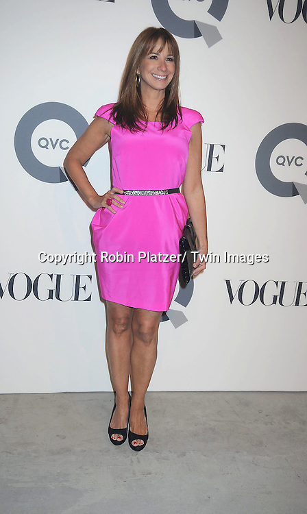 Jill Zarin attending The QVC and Vogue Fashion Week Party on February 11, 2011 at 229 West 43rd Street in New York City.