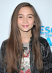 Rowan Blanchard at Weinstein Company L.A. Premiere of Escape from Planet Earth held at The Chinese 6 Theater in Hollywood, California on February 02,2013                                                                   Copyright 2013 Hollywood Press Agency
