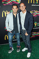 NEW YORK CITY, NY, USA - JUNE 05: Christopher Gustafson at the 2014 FIFA World Cup McDonald's Launch Party held at Pillars 38 on June 5, 2014 in New York City, New York, United States. (Photo by Jeffery Duran/Celebrity Monitor)