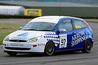 #97 Richard Meins. GR Motorsport. Ford Focus.