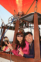 20120106 Friday Hot Air Balloon Cairns 06 January