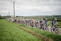 race finale: Serry < Mas < Alaphilippe < Valeverde < Clarke < ...<br /> <br /> 83rd La Flèche Wallonne 2019 (1.UWT)<br /> One day race from Ans to Mur de Huy (BEL/195km)<br /> <br /> ©kramon
