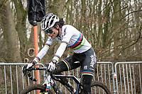 cx world champion Ceylin del Carmen Alvarado (NED/Alpecin-Fenix)<br /> <br /> 2021 Flandriencross Hamme (BEL)<br /> <br /> ©kramon