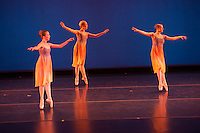 Missouri Ballet Theatre - Concepts II at Edison Theatre in St. Louis, MO on March 9, 2012.