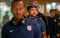Dublin, Ireland - Saturday June 02, 2018: DeAndre Yedlin during an international friendly match between the men's national teams of the United States (USA) and Republic of Ireland (IRE) at Aviva Stadium.