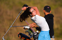 Caitlin Maurice. Day one of the Renaissance Brewing NZ Stroke Play Championship at Paraparaumu Beach Golf Club in Paraparaumu, New Zealand on Thursday, 18 March 2021. Photo: Dave Lintott / lintottphoto.co.nz