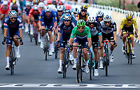 8th July 2021; Nimes, France; CAVENDISH Mark (GBR) of DECEUNINCK - QUICK-STEP during stage 12 of the 108th edition of the 2021 Tour de France cycling race, a stage of 159,4 kms between Saint-Paul-Trois-Chateaux and Nimes.