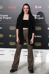 Sara Vidorreta attends the Climate Leaders Awards 2021 at the Callao cinema on March 03, 2020 in Madrid, Spain.(AlterPhotos/ItahisaHernandez)