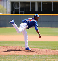 Jose Miguel Gonzalez - Chicago Cubs 2019 extended spring training (Bill Mitchell)