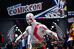 Thousands attend annual event COMIC CON in New York