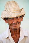 Man in Cienfuegos, Cuba
