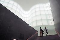 - Milano, il nuovo Museo delle Culture MUDEC nell'ex area industriale Ansaldo in via Tortona, progettato dall'archistar inglese David Chipperfield <br /> <br /> - Milan, the new Museum of Cultures MUDEC in the former industrial area Ansaldo in Tortona street, designed by British architect David Chipperfield