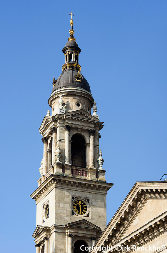 Basilika St.Stephan, Szent István bazilika, Budapest, Ungarn