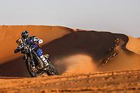 22 Caimi Franco (arg), Yamaha, Yamalube Yamaha Official Rally Team, Moto, Bike, action  <br /> Rally Dakar <br /> 16/01/2020 <br /> Photo DPPI / Panoramic / Insidefoto