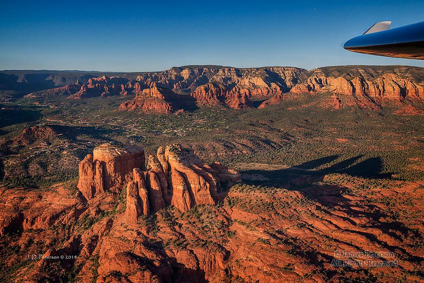 Cathedral Rock from The Southwest, Sedona, Arizona