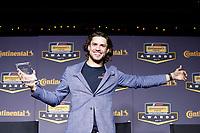 IMSA Continental Tire SportsCar Challenge<br /> Series Awards Banquet<br /> Road Atlanta, Braselton GA<br /> Friday 6 October 2017<br /> Total Pole Award, Paul Holton<br /> World Copyright: Michael L. Levitt<br /> LAT Images