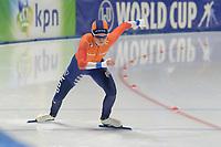 SCHAATSEN: Tomaszów Mazowiecki 2019, ISU World Cup, Dione Voskamp, ©foto Martin de Jong