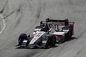 Verizon IndyCar Series<br /> Chevrolet Detroit Grand Prix Race 2<br /> Raceway at Belle Isle Park, Detroit, MI USA<br /> Sunday 4 June 2017<br /> Esteban Gutierrez, Dale Coyne Racing Honda<br /> World Copyright: Michael L. Levitt<br /> LAT Images