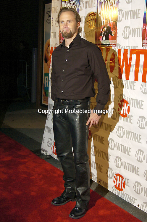 """Lee Tergeson ..at the Broadway Opening of """" Mario Cantone: Laugh Whore""""  on October 24, 2004 at the Cort Theatre. ..Photo by Robin Platzer, Twin Images .."""