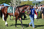 10 April 2010: Super Saver placed in the 74th running of the Arkansas Derby at Oaklawn in Hot Springs, Arkansas