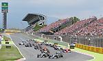 2016 Formula 1 Gran Premio de España Pirelli