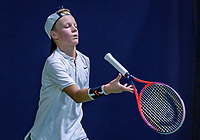 Hilversum, Netherlands, December 2, 2018, Winter Youth Circuit Masters, Abel Forger (NED)<br /> Photo: Tennisimages/Henk Koster