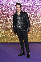 "AJ Pirtchard<br /> arriving for the ""Bohemian Rhapsody"" World premiere at Wembley Arena, London<br /> <br /> ©Ash Knotek  D3455  23/10/2018"