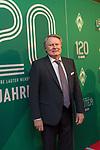 04.02.2019, Dorint Park Hotel Bremen, Bremen, GER, 1.FBL, 120 Jahre SV Werder Bremen - Gala-Dinner<br /> <br /> im Bild<br />  Hans Schulz <br /> <br /> Der Fussballverein SV Werder Bremen feiert am heutigen 04. Februar 2019 sein 120-jähriges Bestehen. Im Park Hotel Bremen findet anläßlich des Jubiläums ein Galadinner statt. <br /> <br /> Foto © nordphoto / Ewert