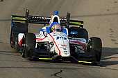 Verizon IndyCar Series<br /> Iowa Corn 300<br /> Iowa Speedway, Newton, IA USA<br /> Sunday 9 July 2017<br /> Ed Jones, Dale Coyne Racing Honda<br /> World Copyright: F. Peirce Williams<br /> LAT Images