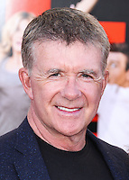 WESTWOOD, LOS ANGELES, CA, USA - JULY 10: Alan Thicke arrives at the World Premiere Of Columbia Pictures' 'Sex Tape' held at the Regency Village Theatre on July 10, 2014 in Westwood, Los Angeles, California, United States. (Photo by Xavier Collin/Celebrity Monitor)