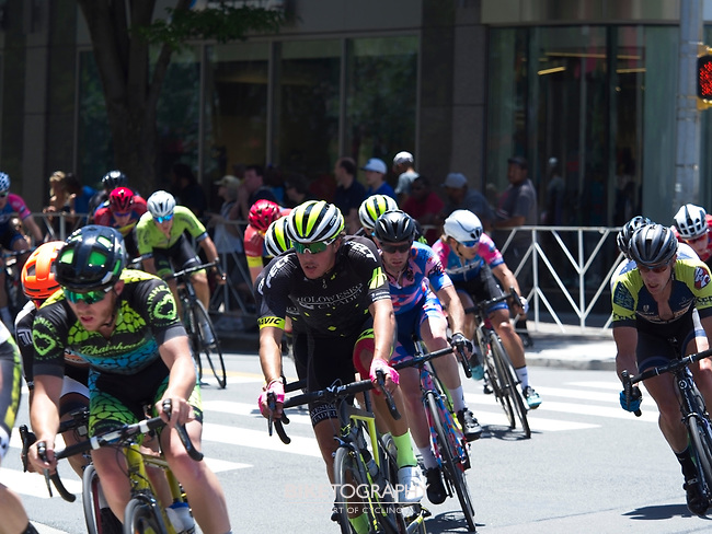The 2017 Air Force Association Cycling Classic Men's Pro-1 bicycle race held on June 10, 2017 in Arlington, VA.