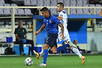 Lorenzo Pellegrini of Italy during the Uefa Nation League Group Stage A1 football match between Italy and Bosnia at Artemio Franchi Stadium in Firenze (Italy), September, 4, 2020. Photo Massimo Insabato / Insidefoto