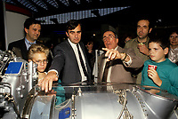 Montreal (Qc) CANADA -undated file photo circa 1989<br /> <br /> <br /> Lucien Bouchard, in an undated file photo circa 1989<br /> <br /> Bouchard joined Mulroney's Progressive Conservative government in 1988 as Secretary of State and later Minister of the Environment, serving until 1990. While still a strong Quebec nationalist, he believed that Mulroney's Meech Lake Accord was sufficient to placate nationalist feelings and keep Quebec in confederation.<br /> <br /> However, after a commission headed by Jean Charest recommended some changes to the Accord, Bouchard left the Progressive Conservatives (May 1990), feeling that the spirit and objectives of Meech were being diluted. Mulroney felt betrayed by Bouchard, and rejected his reasoning, having heard from a friend that Bouchard planned on leaving days before the Commission's report. In fact, in his memoirs Mulroney stated that trusting Bouchard was his most regretful and costliest mistake as Prime Minister. After the failure of Meech, Bouchard formed the sovereigntist Bloc QuÈbÈcois, initially a faction of disaffected, separatist federal MPs and later a full-blown party, which attracted a variety of former Liberals and Conservatives.