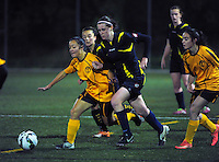 150527 College Football - Wellington Girls' College v Wellington East Girls' College Division One