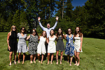 Paley's Zoom Bat Mitzvah In The<br /> Family Garden In Armonk<br /> Westchester, New York<br /> <br /> Temple: Bet Torah, Mt. Kisco