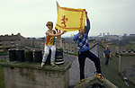 Glasgow, Scotland. 1980's<br />