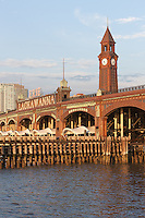 The Erie Lackawanna Terminal and Clock Tower, Hoboken, New Jersey